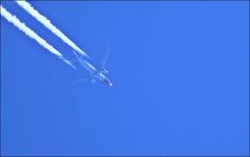 Blå himmel...