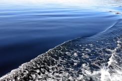 Vätterns blå vatten...