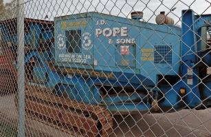 Mobile crushing ... oj - behövs det så stor maskin till det?