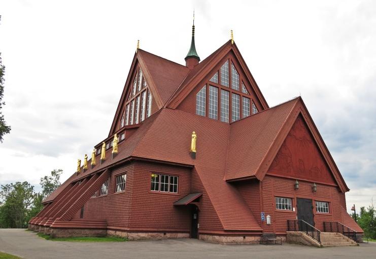 Kirunas kyrka