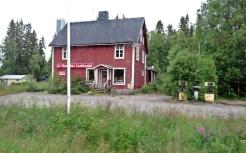 Passerade Meselefors lanthandel, numer stängd...