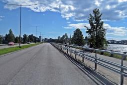 Framme i Luleå