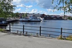 Mycket vatten i Luleå ... förstås! :)