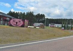 Glad container vis Valbo ... :)