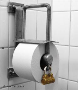Värdefullt och åtråvärt papper kräver bra lås!
