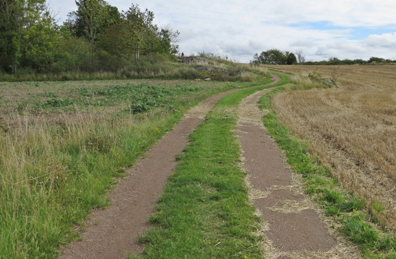 Fina promenadvägar