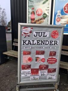 Shellmackens egna kalender ...