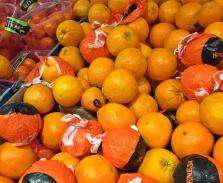 ... och apelsiner ...