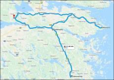 Vårens första husbilstur- Vånga, Valdemarsvik, Söderköping, Arkösund och så hem till Vånga igen :)