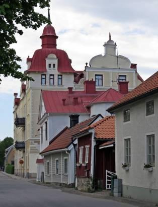 Stora och små hus ...