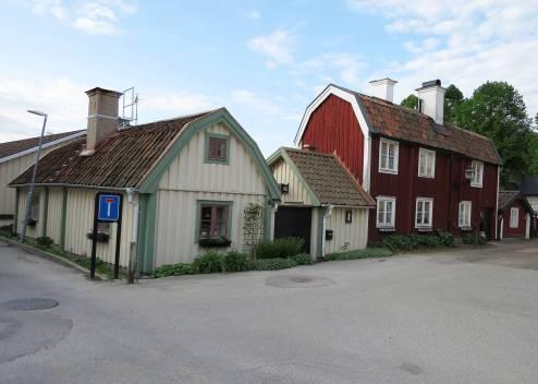 Gamla hus