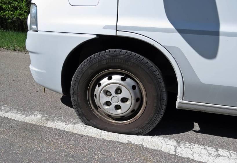 Suck ... punktering!