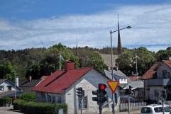 Vägen hem gick över Söderköping ...