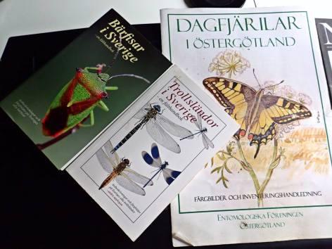 Fälthandböcker och inventeringshandledning ... lärorikt.