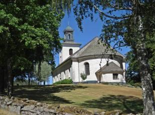 Östra Ämterviks kyrka ...