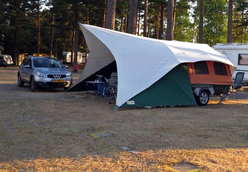 campingvagn