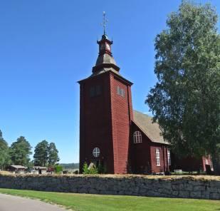 Ekshärads kyrka ...