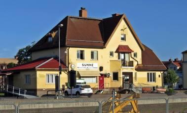 f.d. stationshuset