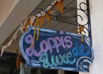 Det finns Loppis och Lyxloppis!