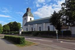 Ovansjö kyrka i Kungsgården