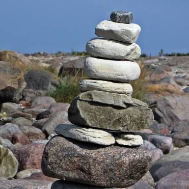 stenar på höjden, Öland