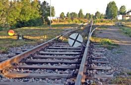 Tågstopp under Dansbandsveckan.