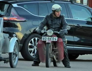 veteranmotorcykel ...