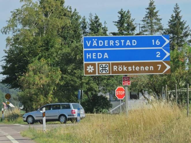 1 augusti. Vi lämnade Hästholmen ... och här svängde vi ...