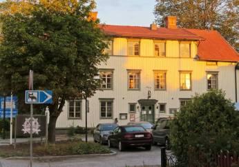Kisa Wärdshus ... tyvärr var restaurangen stängd ...