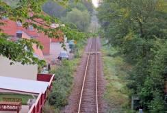 Alla tåg inställda p.g.a. värmen - risk för s.k. solkurvor ...