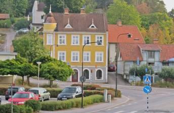 Ett annat fint gammalt hus ...