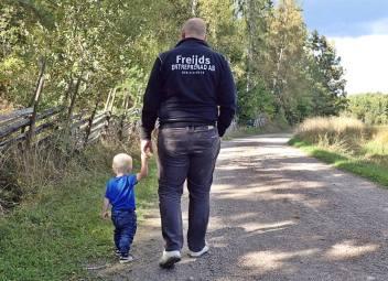 Far och son ... ♥