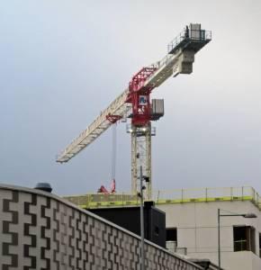 12 oktober. Bygget av nya vårdcentralen fortsätter ...