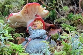 20 oktober. Skogstomten ... han följde efter mig ... och visade sig ibland ...