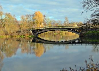 14 november. ABC- bro i Skärblacka.