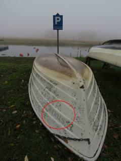 Inte samma båt, men lite misstänkt är det ...