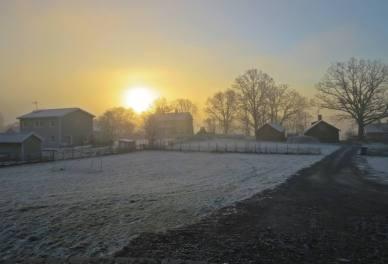 29 november - solen har gått upp!
