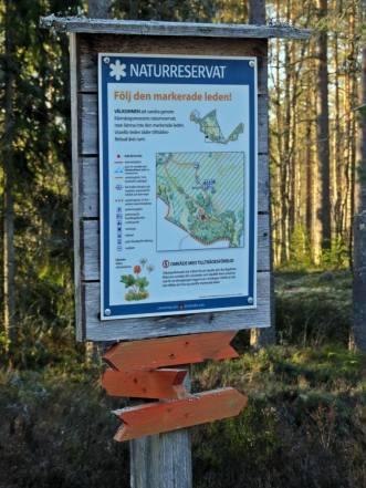 Kärnskogsmossens Naturreservat