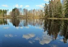 Vackert vid sjön ...