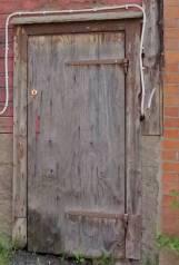 ... liksom en stängd och låst dörr ...