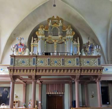 ... orgeln ...