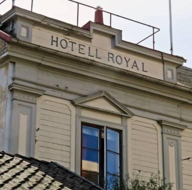 Ett fint gammalt hotell