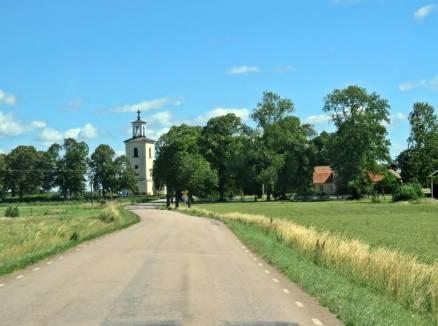 Vallersta kyrka