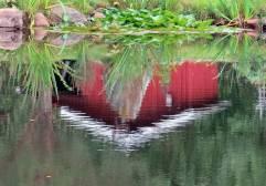 Vattenspegling ...