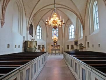 interiör, kyrkan