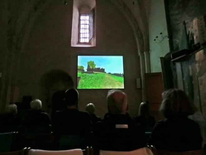 Ett intressant animerat bildspel om klostret ...